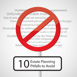 Estate Planning Pitfalls