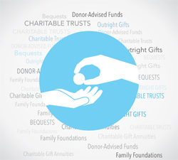 charitable planning techniques for financial advisors