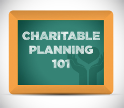 charitable trust planning