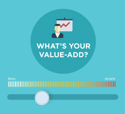 Quantify Your Value-Add
