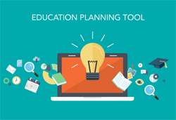 education planning tool for advisors