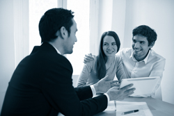 financial planning for the younger client