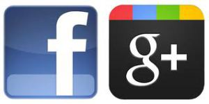 FacebookGooglePlus