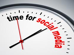 social media for busy financial advisors