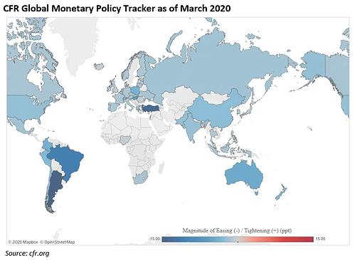 Commonwealth's Anu Gaggar considers how global monetary policy is diverging as world economies emerge from the COVID-19 environment.