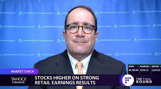 Appearance on Yahoo Finance's The Final Round, August 21, 2019