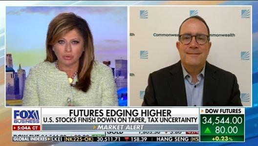 Appearance on Fox Business