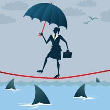 help women investors gain comfort with risk