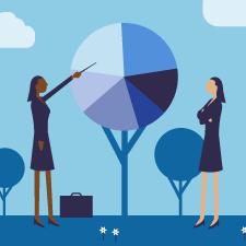 guiding women through financial change after a divorce