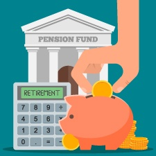 help clients evaluate pension considerations at retirement