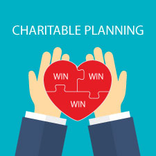 strategic charitable planning