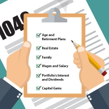 finding planning opportunities in clients' tax returns