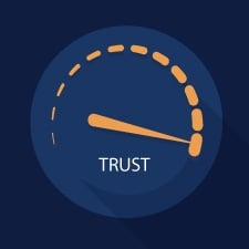 role of trust in client retention