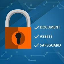 assessing the physical security of your information assets