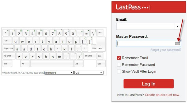 need a password manager