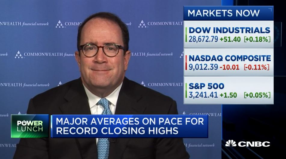 Appearance on CNBC's Power Lunch, December 27, 2019 [Video]