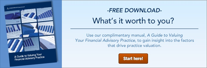 A Guide to Valuing Your Financial Advisory Practice