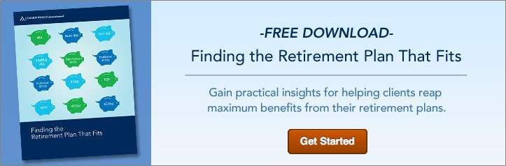 Finding the Retirement Plan That Fits