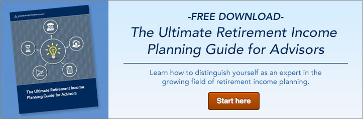 The Ultimate Retirement Income Planning Guide for Advisors