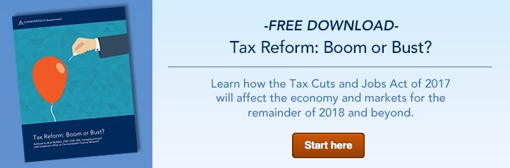 Tax Reform: Boom or Bust?