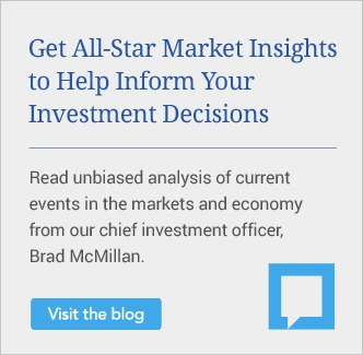 The Independent Market Observer, Brad McMillan