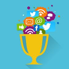 social media success for financial advisors